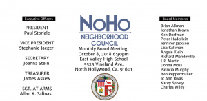 NoHo Neighborhood Council